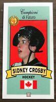 2003 - 04 Campioni Di Futuro Red #11 Sidney Crosby Rookie Card