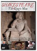 Shakespeare - The King's Man DVD (2013) James Shapiro cert E ***NEW***