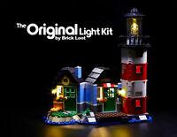 LED Lighting kit fits LEGO ® Creator Lighthouse Point 31051