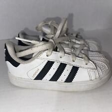 Shoes kids Adidas  Super Star size 8