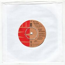 (HG455) Roger Whittaker, The Last Farewell - 1971 - 7 inch vinyl