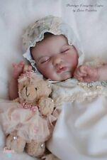 Evangeline By Laura Lee Eagles- Blank Unpainted Reborn Doll Kit