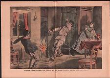 Anarchistes Explosion CGT Mineurs Harnes Pas-de-Calais France 1906 ILLUSTRATION