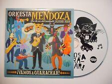 ORKESTA MENDOZA : VAMOS A GUARACHAR ♦ CD ALBUM PORT GRATUIT ♦