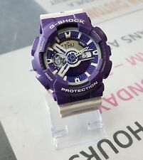 CUSTOM ONE-OF-A-KIND FREMANTLE DOCKERS CASIO G-SHOCK GA-110C