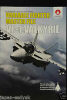 "JAPAN Macross Book: Variable Fighter Master File ""VF-1 Valkyrie"""