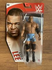 Wwe Keith Lee Wrestling Action Figure Basic Series 104 Rare Brand New