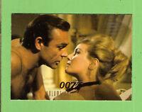#D369. 1996 007 JAMES BOND INKWORKS  CARD SET PROMOTIONAL CARD P1
