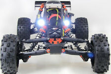 RC 1/8 1/5  LED Light System HPI BAJA LIGHTS  48 LED LIGHTS For Night Driving