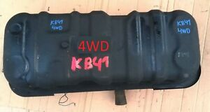 ISUZU KB41 PICK UP UTE 4WD MODEL 1983 87 ENGINE G161 PETROL FUEL TANK USED