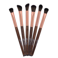 6pcs Comestic Brushes for Eyes Nose Concealer Blush Blending Powder Makeup