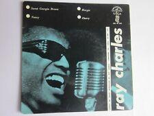 RAY CHARLES ..45 TOURS . SWEET GEORGIA BROWN  + 3