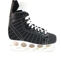 t-blade Schlittschuhe Ontario  Eishockey   Pro  Limited Gr. 43 Funblade schwarz