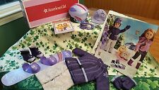 American Girl SNOWBOARD Outfit and Accessories + Bonus Catalog,Helmet, Boots,etc