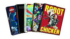 Robot Chicken: TV Series Complete Seasons 1 2 3 4 5 Box / DVD Set(s) NEW!