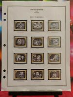 V.800 - SCOTT # 4414-EARLY TV MEMORIES - SET OF (20) 44 CENT STAMPS