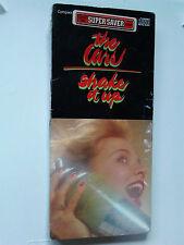 The Cars SHAKE IT UP cd NEW LONGBOX (long box) Ric Ocasek.Benjamin Orr (target?)