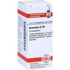 Aconitum d30 globuli 10 G pzn1755083