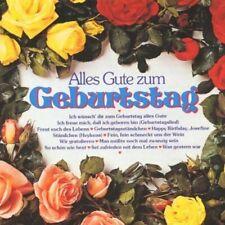 Alles Gute zum Geburtstag (1992) Werner Schmah, Ernst Neger, Carl Hoppe..  [CD]
