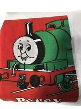 VTG Thomas The Train Twin Fitted & Flat Bed Sheet Pillowcase Set 1992 Allcroft