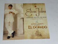 Elton John - Someday out of the blue (Australian 4 Track CD Single)
