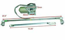 Suzuki Samurai Jimny SJ410 SJ413 RHD Windshield Wiper Motor + Rotary Link Arm @T
