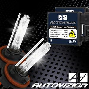 9006 9005 HID XENON KIT Headlight Conversion Slim Ballast H11 H4 White 35W