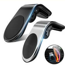Handyhalterung Auto Magnet Lüftungsgitter Universal Smartphone KFZ Handy Halter