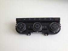 VW Golf 7 VII 5G 5Q Klimabedieneinheit Standheizung Klima Bedienteil 5G0907044AB