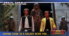 Star Wars A NEW HOPE WIDEVISION PROMO CARD SWP#0 Topps 1994 EXCLUSIVE