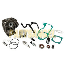 44mm Cylinder Piston & Ring Kit Bearing Gaskets Oil Seals for Stihl 026 MS260