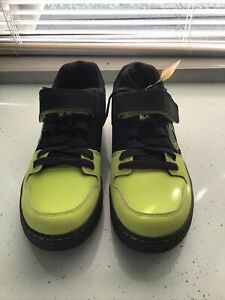 Five Ten Men's Hellcat Black/lime Punch MTB Shoe Size 10 New With Tags/Box