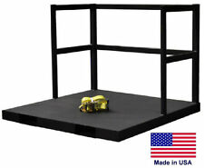 CYLINDER STAND PALLET for LP Propane Welding Gases Compressed Air - 21 Tank Cap