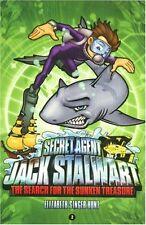 Secret Agent Jack Stalwart: Book 2: The Search for the Sunken Treasure: Australi