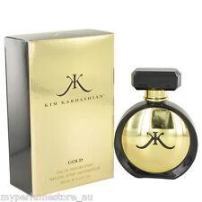 KIM KARDASHIAN GOLD 100ml EDP SPRAY FOR WOMEN ---------------------- NEW PERFUME