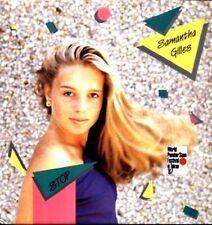 "12"" - Samantha Gilles - S.T.O.P. (Hi NRG) PRESS.IN BELGIUM '87 HI-TENSION LISTEN"
