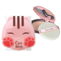 [TONYMOLY] Cats Wink Clear Pact 2 color choose one 5free Mild Pact /