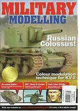 MILITARY MODELLING, 2013  VOL. 43  ( RUSSIAN COLOSSUS ! * BEF 18PDR & LIMBER )