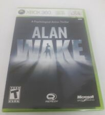 Alan Wake, Microsoft Xbox 360 & Xbox One compatible NEW Factory Sealed 9/10 IGN