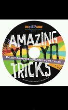 Amazing Yo Yo Tricks DVD - The NED Show Advanced 100 jaw dropping tricks
