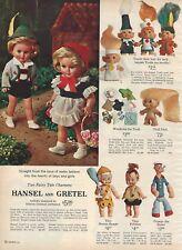 1964 Xmas cat pg Flintstone Bamm Bamm Pebbles Doll Troll Casper the Ghost