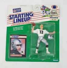 1989 Starting Lineup - Jay Schroeder - Raiders - Lots of Pics!