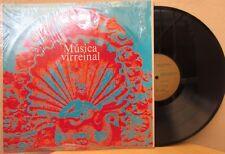 UNAM VOZ VIVA DE MEXICO LITERATURE AND POETRY J. JESUS ESTRADA MUSICA VIRREINAL
