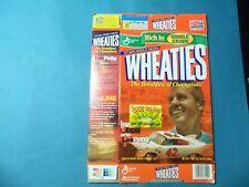 SWEET Wheaties Box Legends of racing series save $2.00 Lee Petty