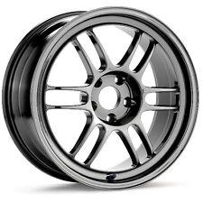 17x8.5 Enkei RPF1 5x114.3 +30 SBC Rims Fits Mazda 3 Accord Rsx Tsx