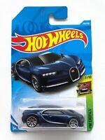 Hot Wheels 2019 '16 BUGATTI CHIRON 236/250 HW EXOTICS 7/10 Mattel Diecast FYB49