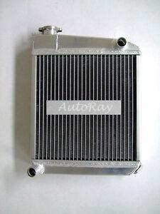 Full Aluminum Radiator for Austin Rover MINI 1275 GT 1959-1997 50mm 2 Row