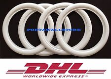 "4X20"" Whitewall Portawall tyre insert trim Set Of 4"