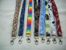 Handmade Lanyards ID holder keys