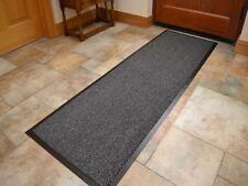 Dirt Trap Barrier Mat Kitchen Hallway Non Slip Washable Rug New Rubber Back New